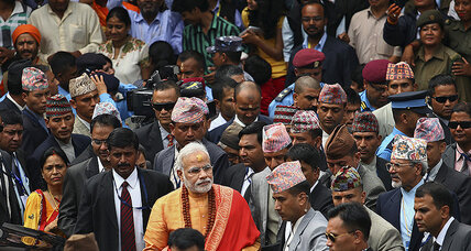 Why India is upset about Nepal's new constitution
