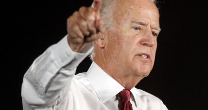 To run or not to run: Did Joe Biden just hint at a decision for 2016?
