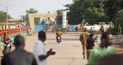 Burkina Faso: Military gives coup leaders a surrender ultimatum