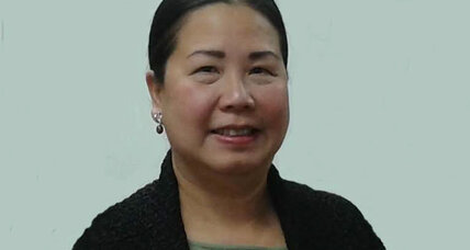Why has China secretly detained this American businesswoman for past 6 months?