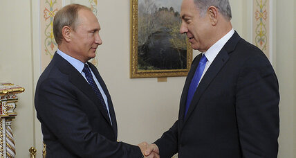 Russia in Syria: Did Putin just clip Israel's wings? (+video)