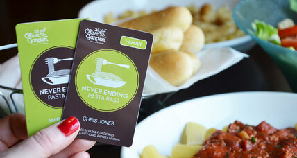 How Olive Garden turned sales around and surprised us all