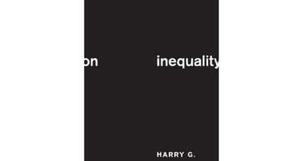 'On Inequality' argues that instead of the same, we should all have enough
