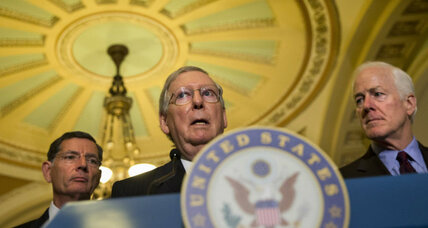 Days before deadline, Senate takes steps to avoid government shutdown