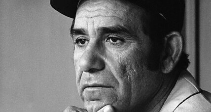 Yogi Berra legacy of wordplay: How did he get his nickname? (+video)