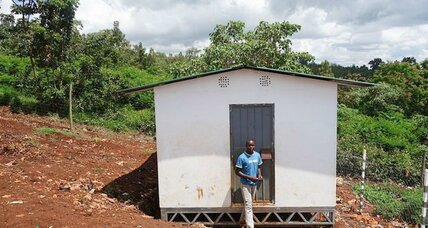 Build a solar-powered school in rural Kenya – in 48 hours