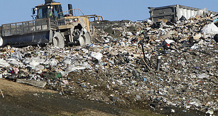 Americans dumping twice the trash previously estimated