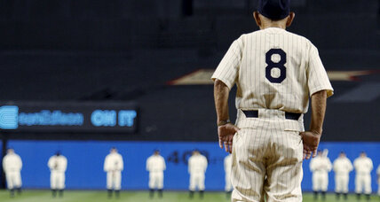 Yogi Berra: much more than baseball's accidental comedian