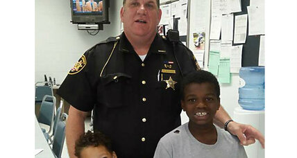 Good Samaritan: Ohio cop pays hotel bill for homeless family