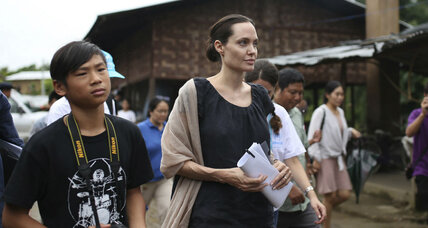 Angelina Jolie, Brad Pitt appear ready to adopt Syrian refugee