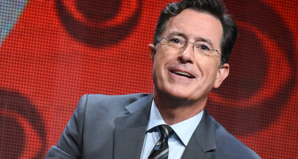 Donald Trump vs. Stephen Colbert. Who won?