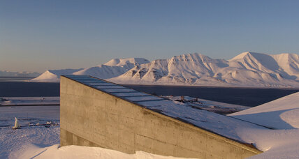 War in Syria prompts first opening of global doomsday seed vault