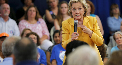 Following Keystone opposition, Clinton lays out comprehensive energy policy