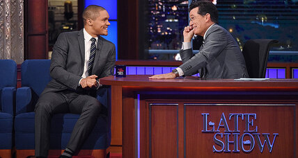 Are you what you tweet? Trevor Noah says no, but controversy goes on