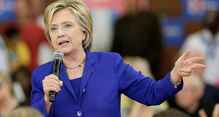 Hillary Clinton aims to lessen the burden of out-of-pocket health care costs