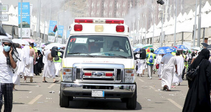 Hajj stampede: 700 crushed in deadliest pilgrimage incident in decades