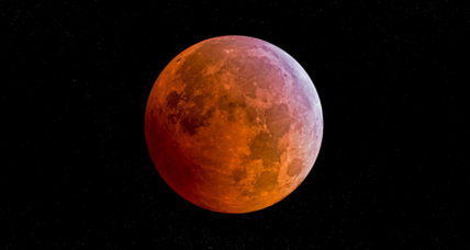 Why Sunday's 'blood moon' eclipse will mark the end of an era