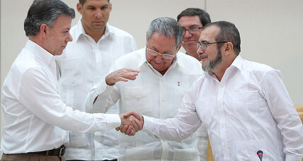 Colombian government, FARC deal: After 50 years, is peace at hand? (+video)