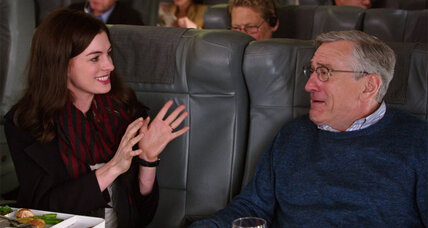 'The Intern': Why didn't Nancy Meyers want to direct a romantic comedy?