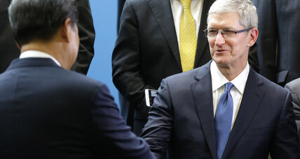 Tech, privacy leaders pledge support for Apple in iPhone fight