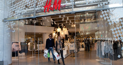 H&M plans rapid growth in China amid questions on ethics of fast fashion