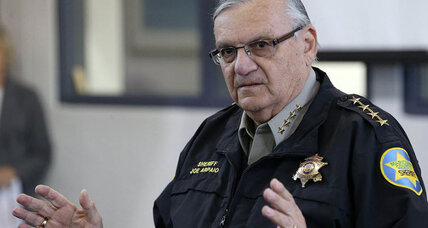 Arizona sheriff faces new round of contempt hearings
