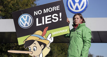 How can Volkswagen atone for diesel deception?
