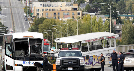 What happened in deadly Seattle duck boat, charter bus crash?