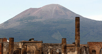 Tomb discovered in Pompeii is window into world scientists know little about