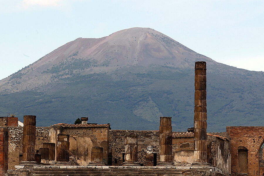 a comparison of achen and pompeii in medieval societies A rebirth of learning transformed society from medieval to modern, enabling the   other medieval-modern similarities arise when a science's.