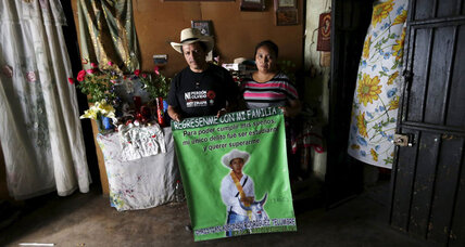 Mexico's missing students: Search for justice reveals changing society
