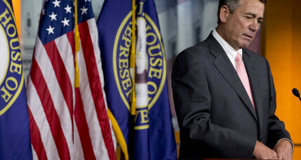John Boehner exit: Anyone can run for House speaker, even you