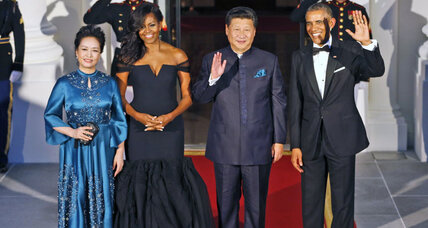 State dinner for Chinese leader brings tech giants to White House