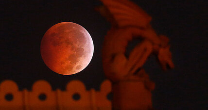 Blood Moon 'apocalypse': Why superstitions persist