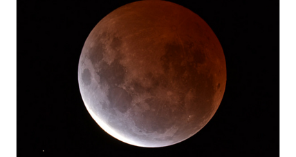 Blood moon eclipse: What to expect