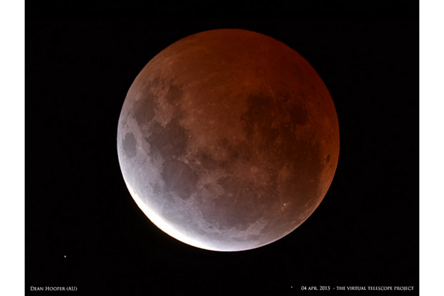 Blood Moon Eclipse What To Expect Csmonitor Com