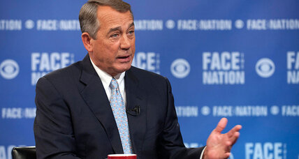 John Boehner vs. the 'crazies': Should Republican Party let tea party win? (+video)