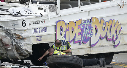 Seattle duck boat crash: Warning issued two years ago about axle (+video)