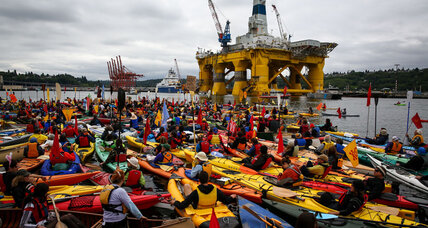 Why Shell abandoned Alaskan Arctic drilling, for now (+video)