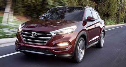 2016 Hyundai Tucson gets top marks for safety