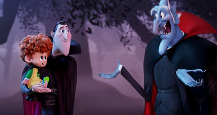 How spooky 'Hotel Transylvania 2' set September box office opening record