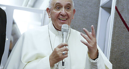 Pope Francis will drop prog-rock album in November