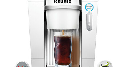 Keurig sells a machine to make Coke at home