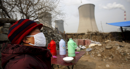 Will China's carbon-trading plan help curb climate change?