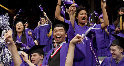 Is college still the ticket to the good life? (+video)