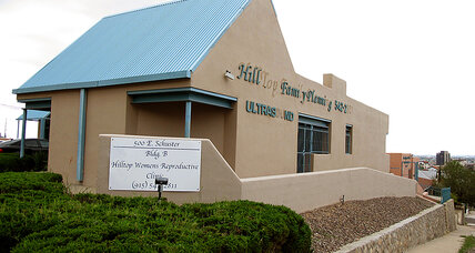 El Paso clinic shuttered by Texas' tough abortion law reopens