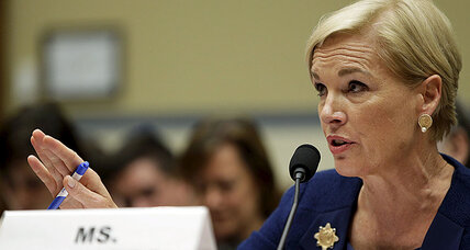 Planned Parenthood leader addresses video controversy before Congress