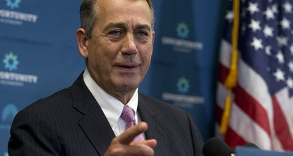 What John Boehner can do before he leaves Congress