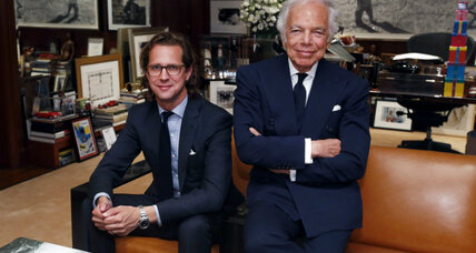 Ralph Lauren to hand CEO reins to Old Navy executive