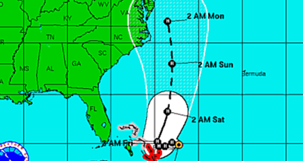 Hurricane Joaquin: Where's it headed?